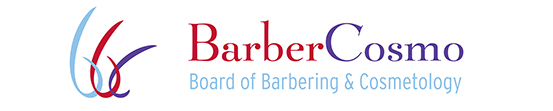 Board of Barbering and Cosmetology logo